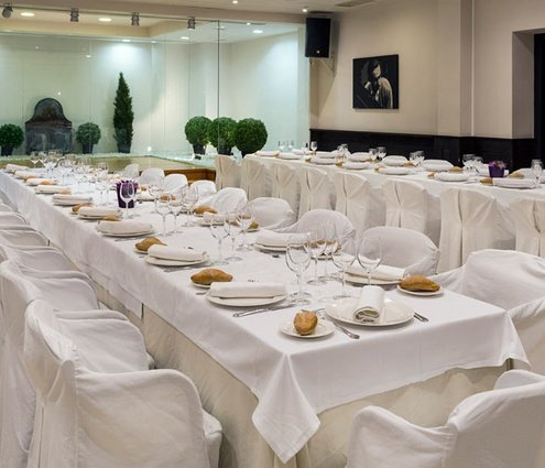 Meeting Rooms - Sercotel Hotel Tudela Bardenas